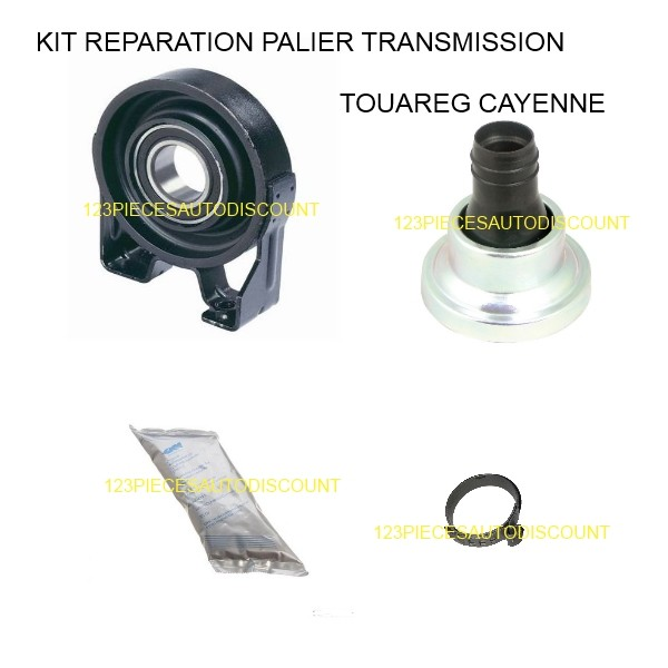 touareg cayenne kit reparation palier arbre de transmission joint soufflet central dom tom. Black Bedroom Furniture Sets. Home Design Ideas