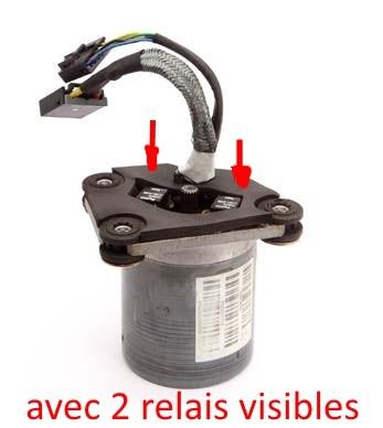 fiat punto 188 moteur electrique de direction assist e avec 2 relais visibles. Black Bedroom Furniture Sets. Home Design Ideas
