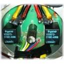 2 Relais Tyco  V23072-C1061-A308 - Platine de DA :  2 Relais TYCO V23072-C1061-A308 (une paire de relai) Pour faire soit même la réparation des platines de direction assistée...