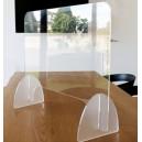 Panneau de séparation en Plexiglas Cristal COVID 19